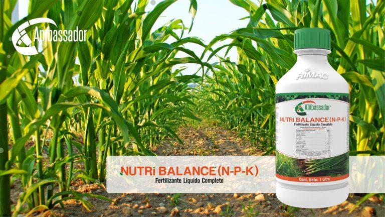Nutri Balance (N-P-K)2